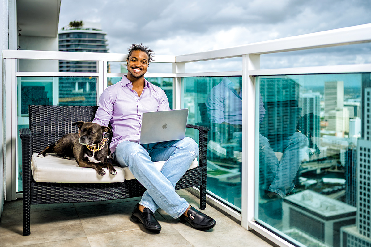 Miami entrepreneur Evan Leaphart wants to teach kids about credit scores and finance — with a bigger mission in mind