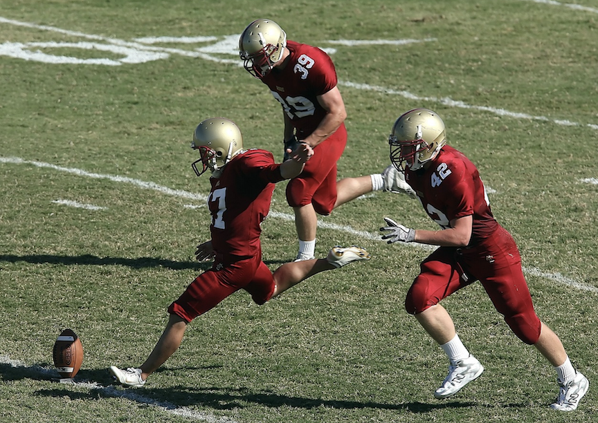 Rule change allows football at state colleges