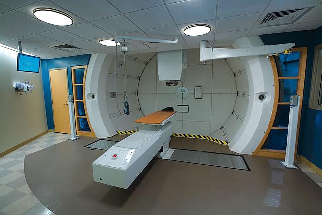 UF Proton Therapy Machine