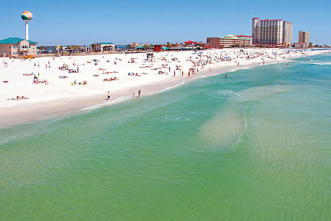 University Of Florida To Fort Walton Beach