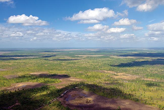 Babcock Ranch aerial