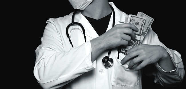 Medicaid Fraud: Crime, no punishment