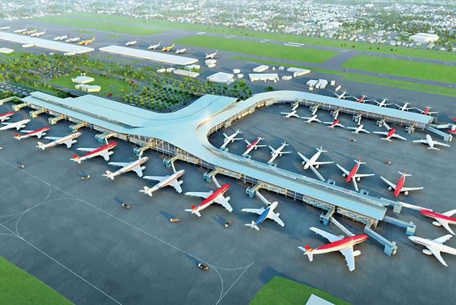 El Dorado International Airport.