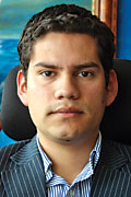 Juan Camilo Garcia, operations manager at Pesquera Jaramillo