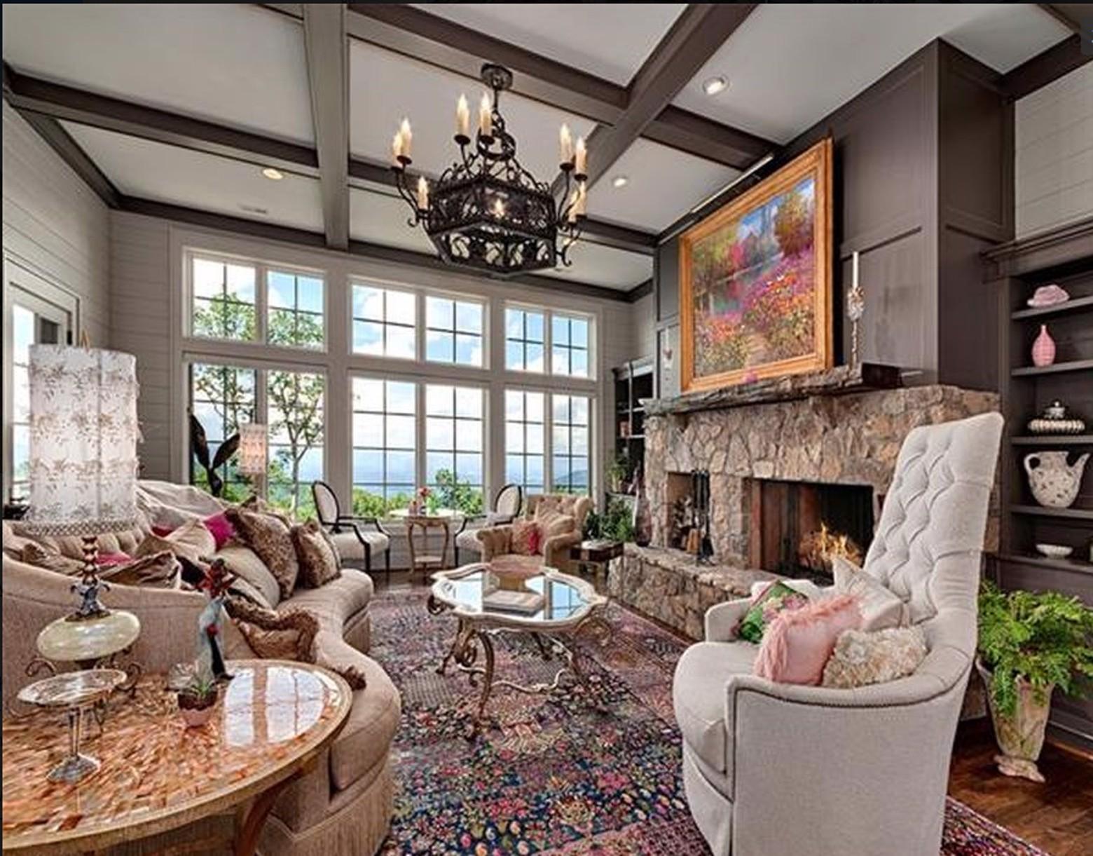 Asheville Mountain Home image