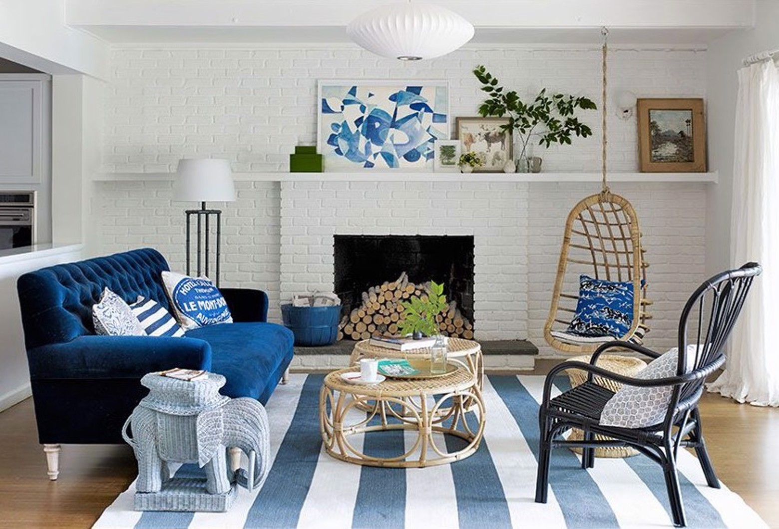 stripe decor.jpg image