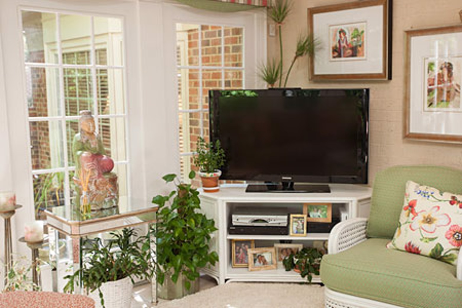 North Carolina Garden Sunroom image