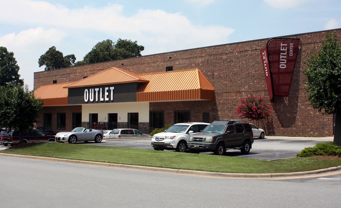 The Outlet At Furnitureland South