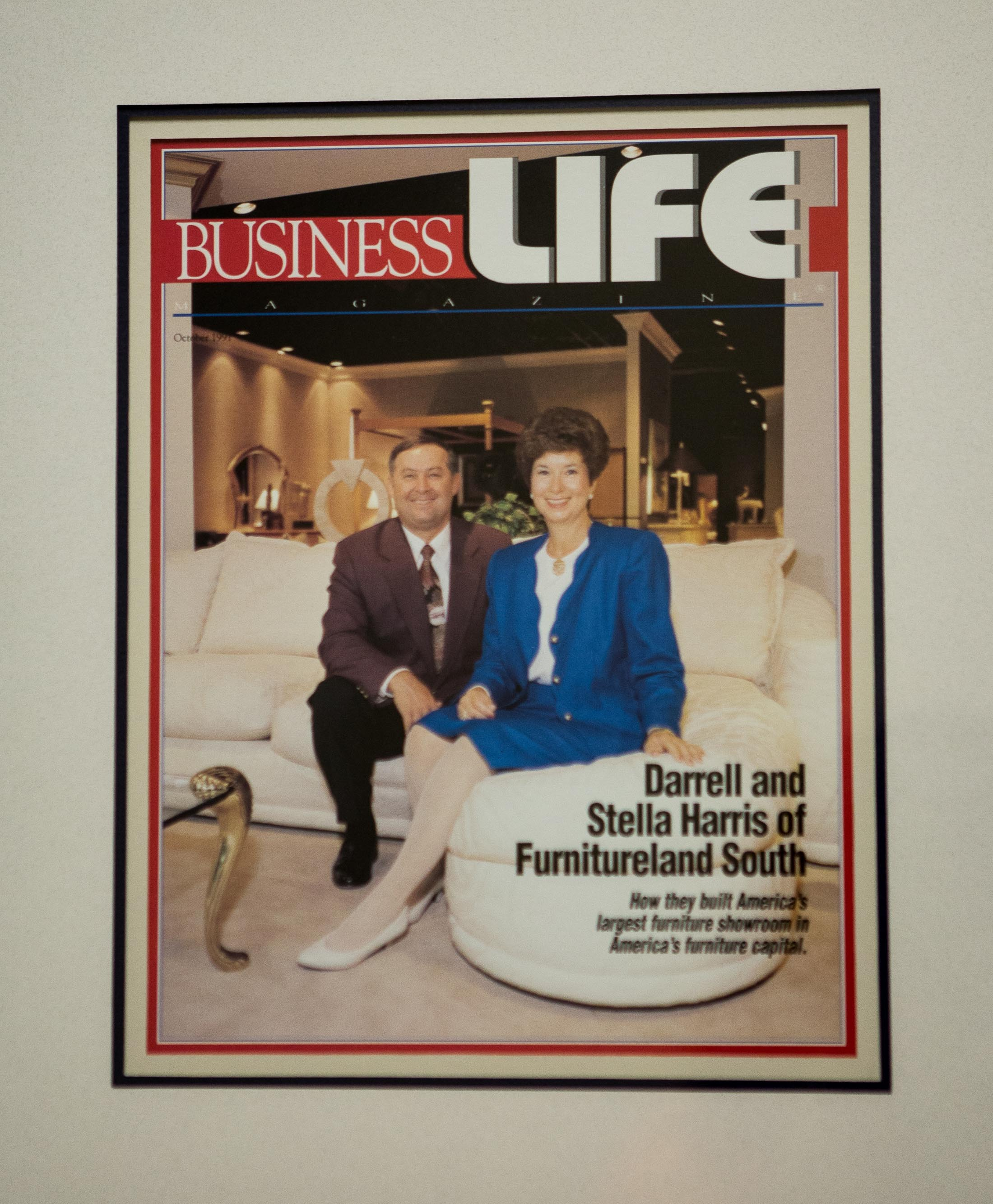 Business life image