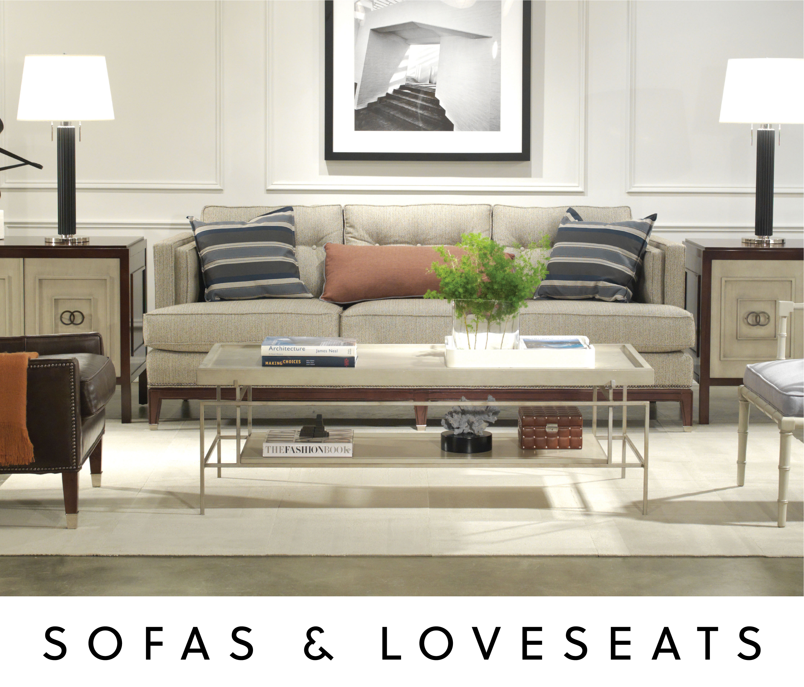 Sofas and Loveseats