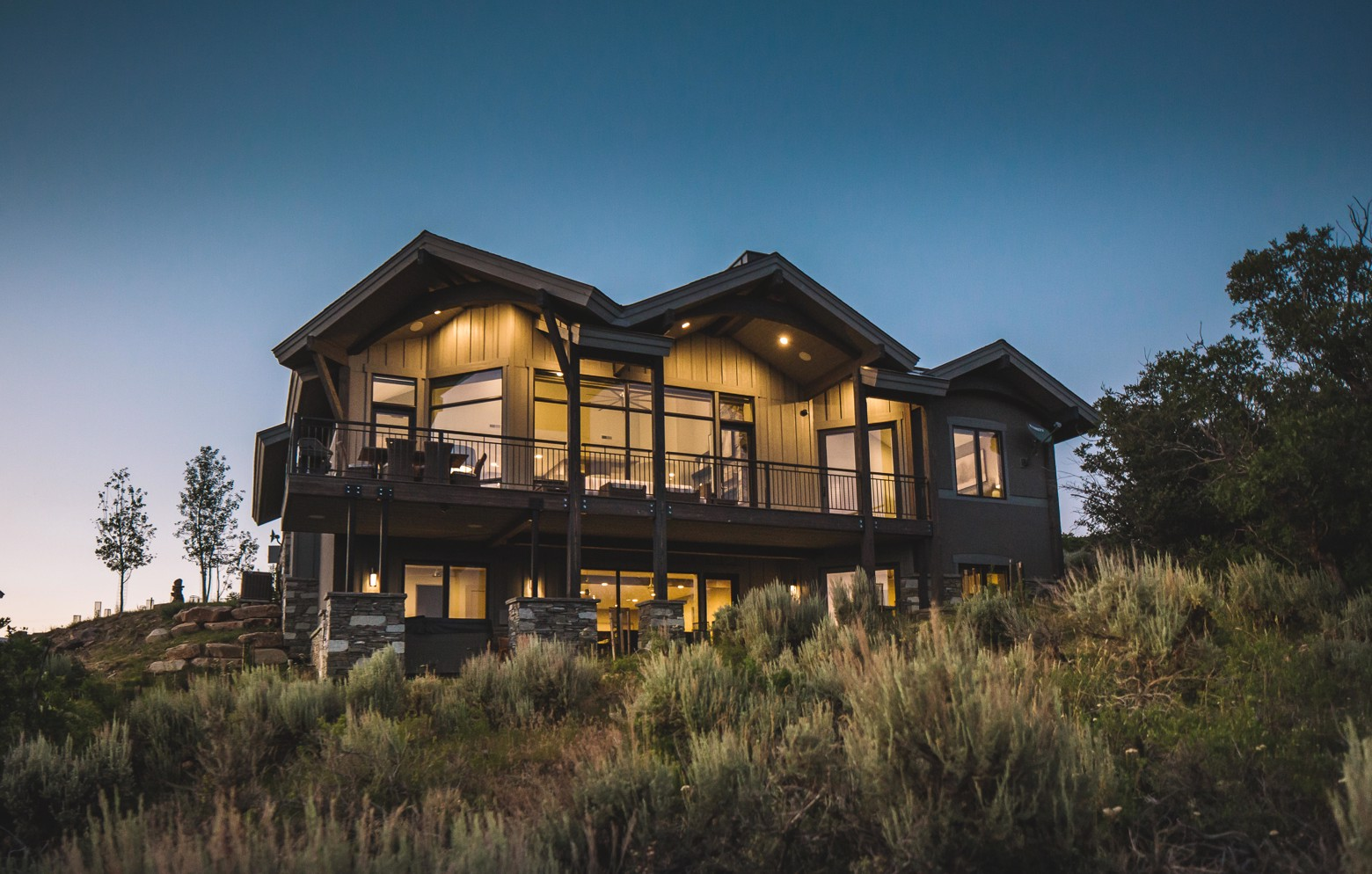 Utah Vacation Home with Natural Beauty Inside & Out image
