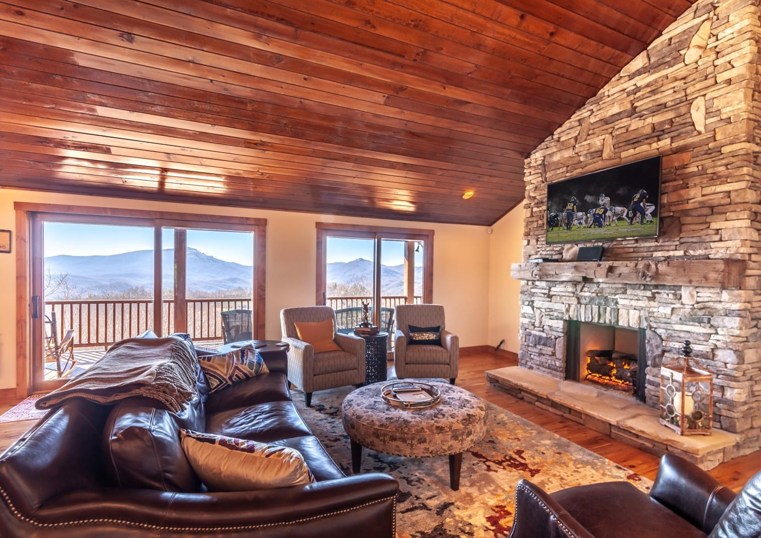 Appalachian Mountain Retreat image