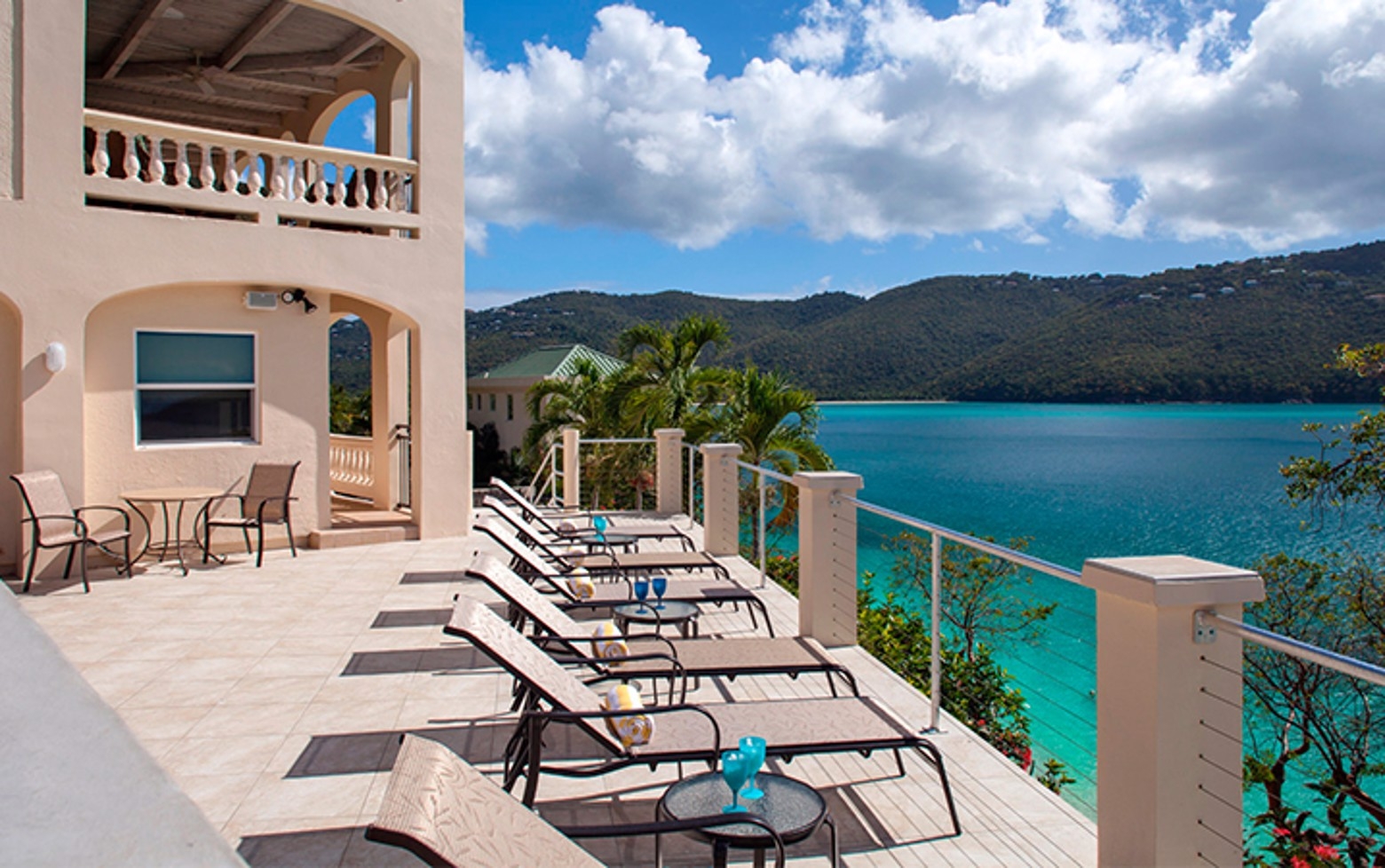 St. Thomas Rental Beach Home image