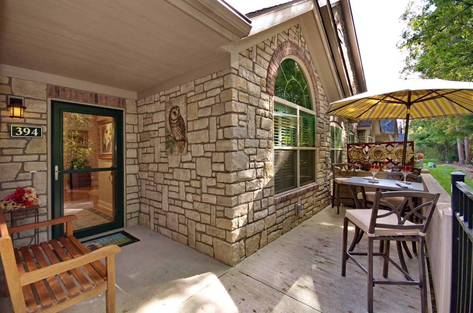 Flat Rock Patio Home  image