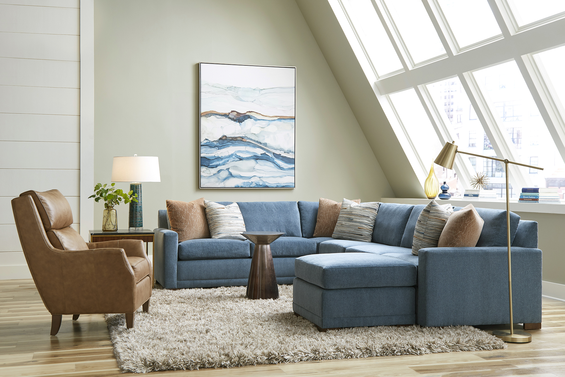 Huntington House Sectional