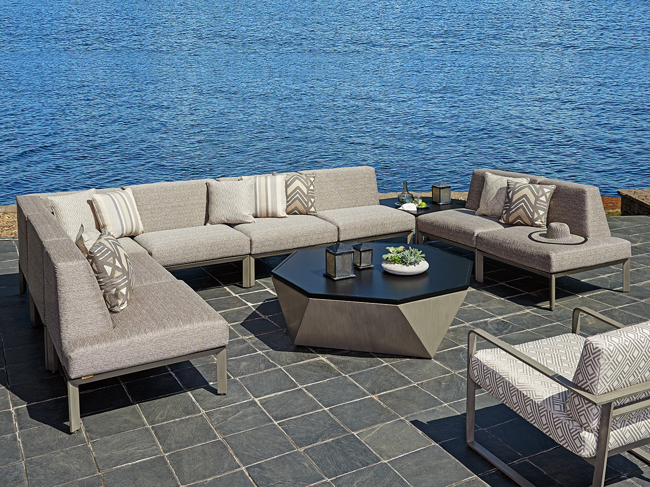 About the Outdoor Gallery. The Outdoor Gallery at Furnitureland South ... - Furnitureland South World's Largest Furniture Store Discount