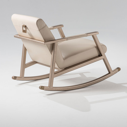 Adriana Hoyos - Eduardo Rocking Chair - BR10-130