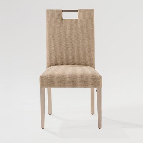 Adriana Hoyos - Chocolate Side Chair - CH01-120