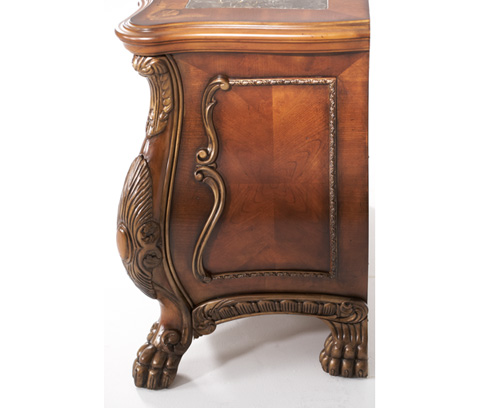 Michael Amini - Bedside Chest - 75040-39