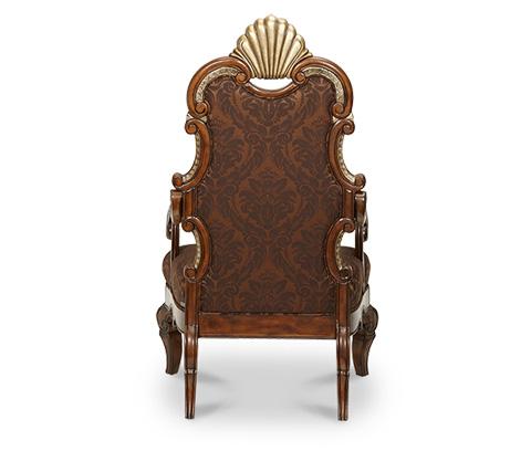 Michael Amini - Wood Chair - 57834-GDIVA-51
