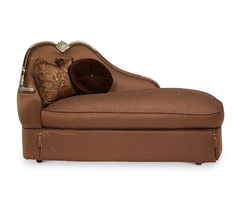 Michael Amini - Chaise Lounge - 57842-GDIVA-51