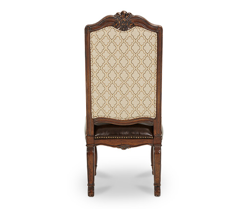 Michael Amini - Upholstered Side Chair - 61033-29