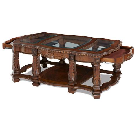 Michael Amini - Rectangular Cocktail Table - 70201-54
