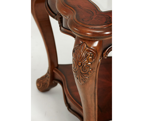 Michael Amini - End Table - 71202-35