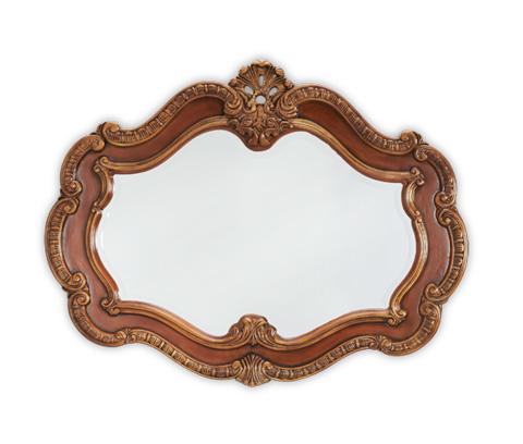 Michael Amini - Sideboard Mirror - 75067-39