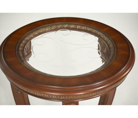 Michael Amini - Chairside Table - N65222-28