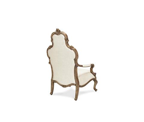 Michael Amini - Platine de Royale Wood Chair - 09834-PLTNM-201