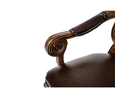 Michael Amini - Tuscano Arm Chair - 34004-34