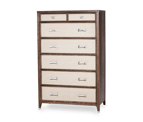 Michael Amini - Biscayne West Seven Drawer Chest - 80070-200