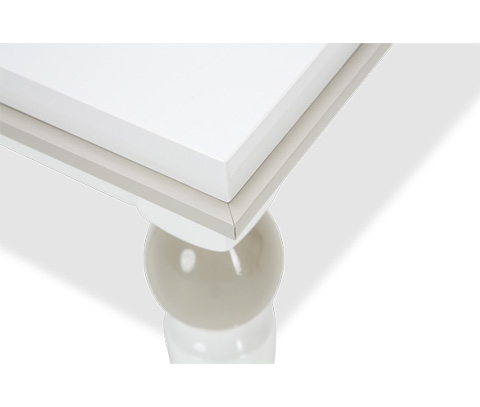 Michael Amini - Sky Tower End Table - 9025602-108