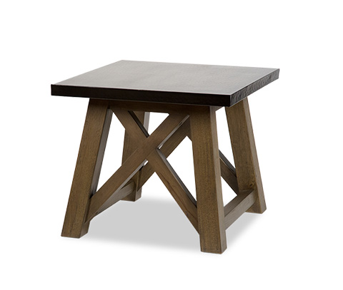 Michael Amini - Breckenridge End Table - FS-BRKRG202