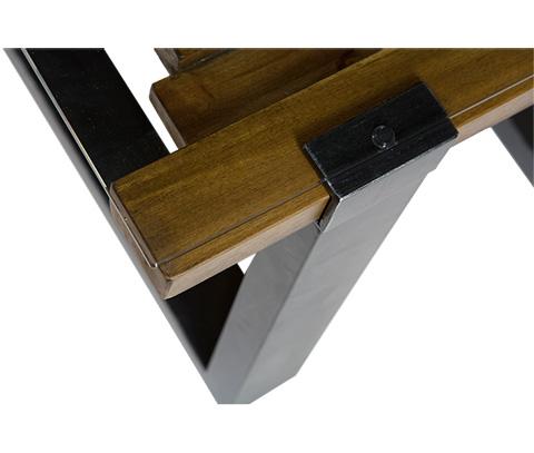 Michael Amini - Keystone End Table - FS-KYSTN202