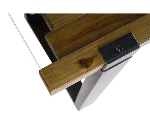 Michael Amini - Keystone Console Table - FS-KYSTN223