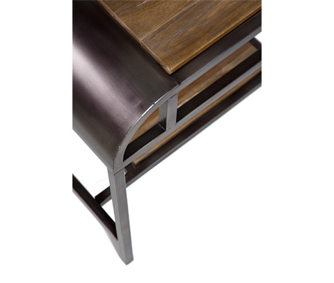 Michael Amini - Vail End Table - FS-VAIL202