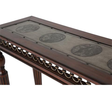 Michael Amini - Crusade Console Table - FS-CRSDE223