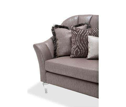 Michael Amini - Maritza Channel Back Sofa - ST-MRITZ15-OPL-002
