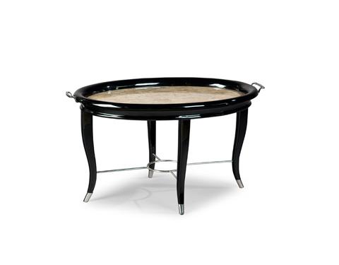 Alden Parkes - Scarlett Cocktail Tray Table - ACTB-SCRLT