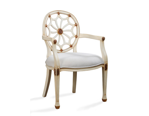 Alden Parkes - Spider Arm Chair - ACCH-SPC/A