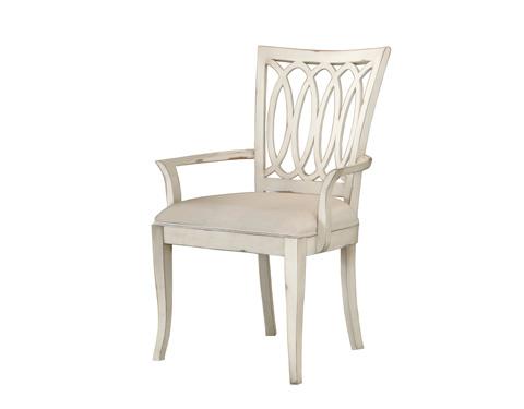 Alden Parkes - Morgan Dining Arm Chair - CDCH-MRGN/A