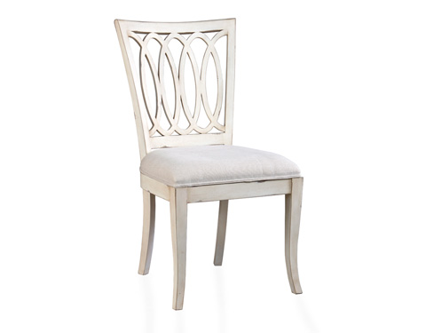 Alden Parkes - Morgan Dining Side Chair - CDCH-MRGN/S