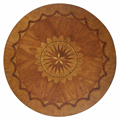 Ambella Home Collection - Algiers Center Table - 06642-910-001