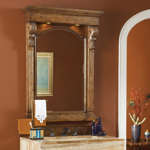 Ambella Home Collection - Paolo Lighted Mirror - 08960-140-033