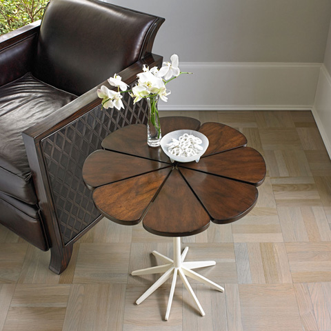 Ambella Home Collection - Sea Flower Side Table - 09105-900-001