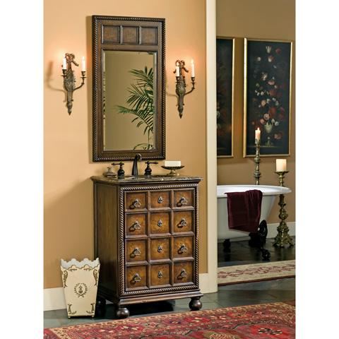 Ambella Home Collection - Augustine Small Mirror - 10401-140-022