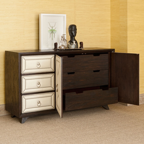 Ambella Home Collection - Manhattan Dresser - 24027-240-001