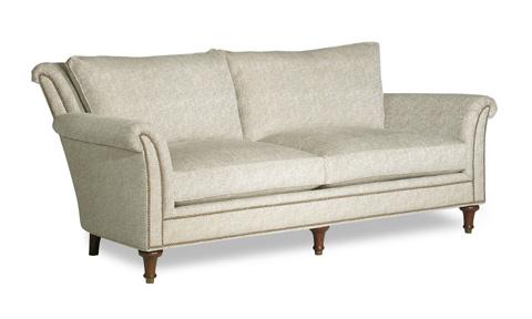 Image of Davidson Linen Sofa
